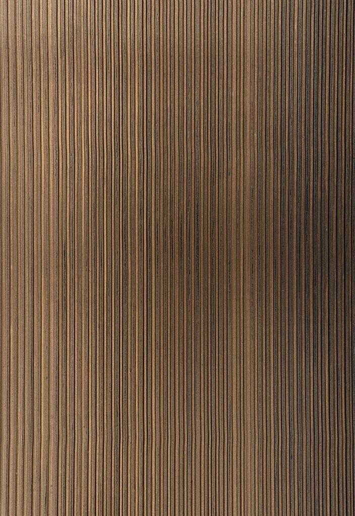 Schumacher Wallpaper 529907 Rimini Rib Burnished Bronze En