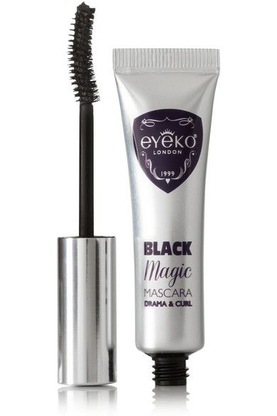 The BEST mascara I have ever tried! Doesn't bleed, doesn't flake, comes off easy in the shower, goes on even easier, fake lash effect!