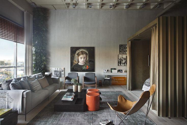 Um dos destaques da Casa Cor Rio, o ambiente da arquiteta Paloma Yamagata conta com a parceria da Marché Art de Vie