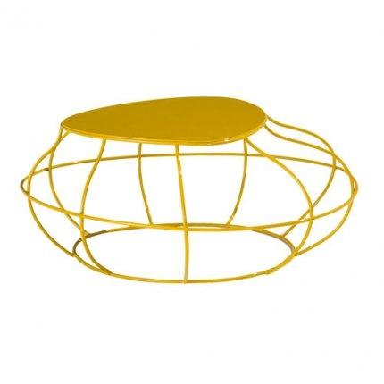 #yellow coffee table / #furniture