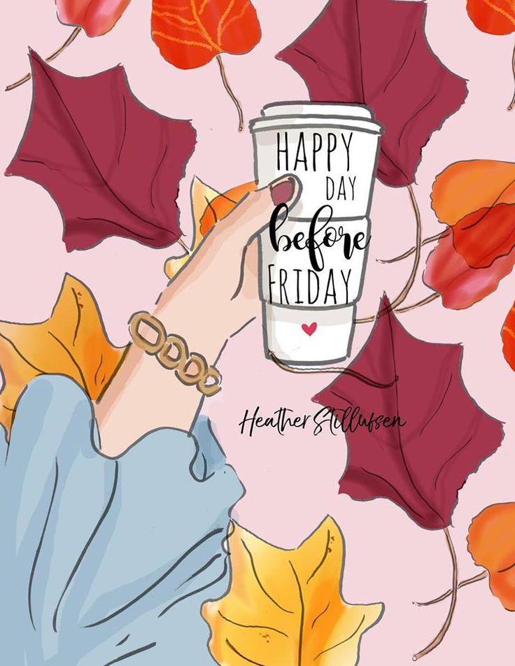 coffee illustration by Heather Stillufsen
