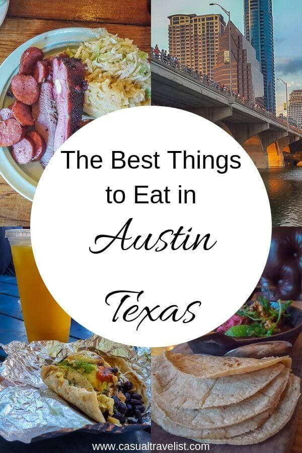 Austin May Be Known For Bbq And Tacos But The Texas Capital Has Some Amazing Places To Eat Discover The Best Restauran In 2020 Foodie Travel Places To Eat Travel Food