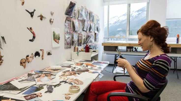 BANFF CENTRE FOR ARTS AND CREATIVITY  2018 Visual + Digital Arts residencies and practicum programs  Banff Centre for Arts and Creativity   107 Tunnel Mountain Drive - Box 1020   Banff Alberta T1L1H5  Canada     T +1 403 762 6100   registrar_visualarts@banffcentre.ca