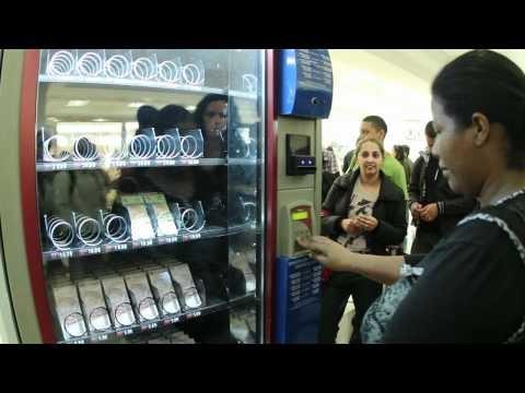 Peixe Urbano -  Money Vending Machine