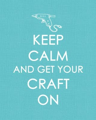 Craft Craft Craft: Crafts Quotes, Polka Dots, Crafts Rooms, Polkadot, Keep Calm Posters, Craftroom, Doors Signs, Hot Glue Guns, The Crafts