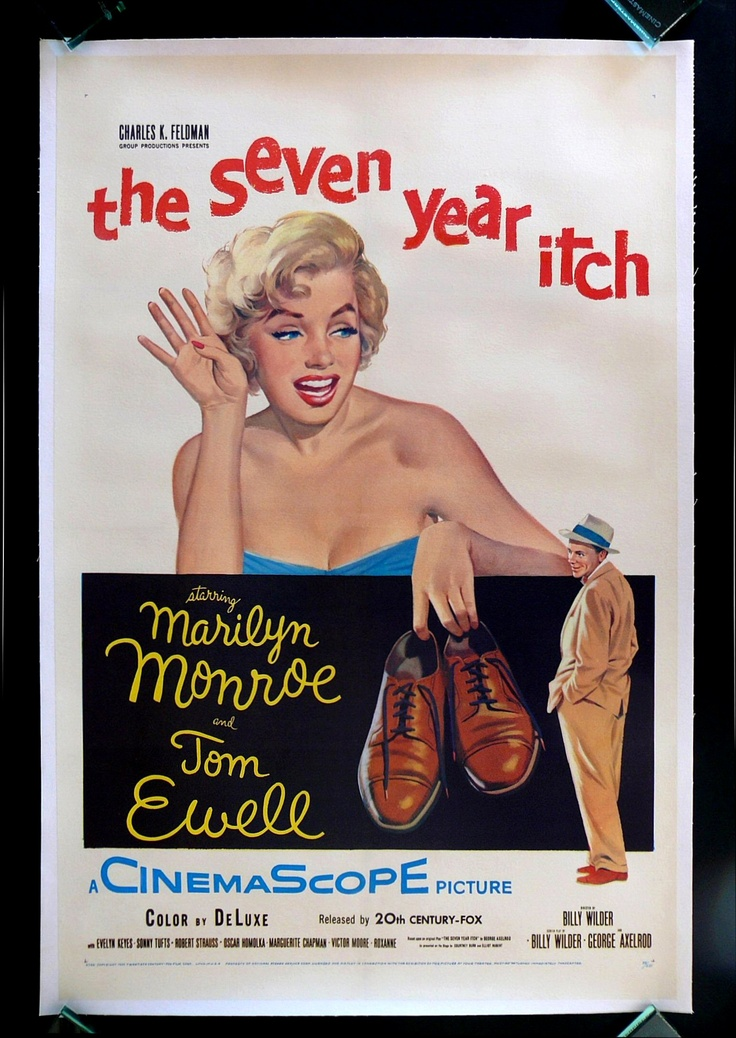 Billy Wilder film.: Favorite Movies, Favorite Marilyn, Movie Poster, Film Posters, Films Deja, Favourite Movies, Classic Movies I