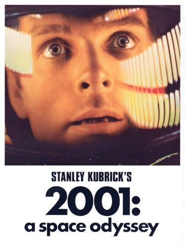 2001: A Space Odyssey.  i saw this lying on the floor in front of the first row of a movie theater in nyc.. mind- blowing back in the day
