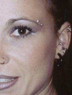 30 Different Ways to Sport an Eyebrow Piercing