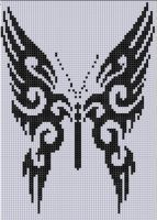 Cover for 'Butterfly 18 Cross Stitch Pattern'