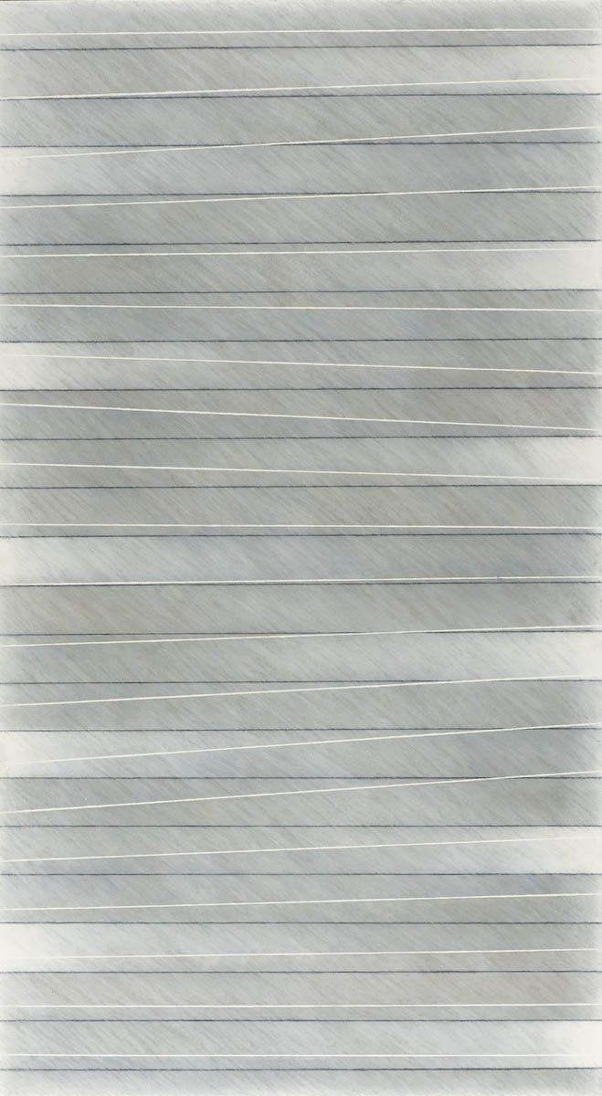 Jukka Mäkelä: Meriloistoja, 1977, 180x100 cm - Vallilan kirjasto