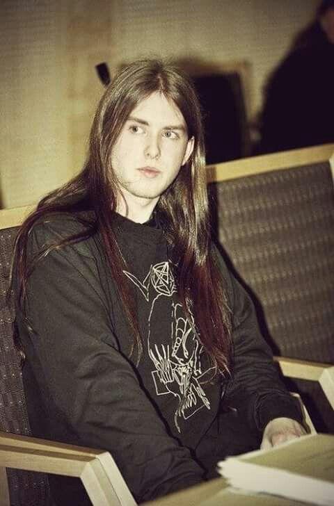 Varg Vikernes in Burzum