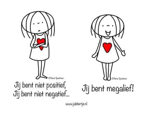 je bent megalief! #jabbertje