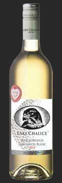 Lake Chalice Wines - Artisan Wines From Marlborough, New Zealand { Marlborough White Label Sauvignon Blanc 2015 }