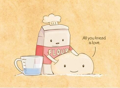 All you knead is love ❤️