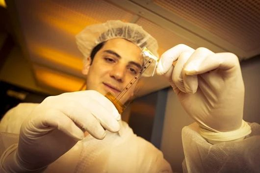 Biomedical engineers demonstrated a higher-resolution device for mapping the ...