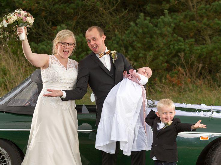 Gitte og Dan's bryllyp den 9-9-2017
