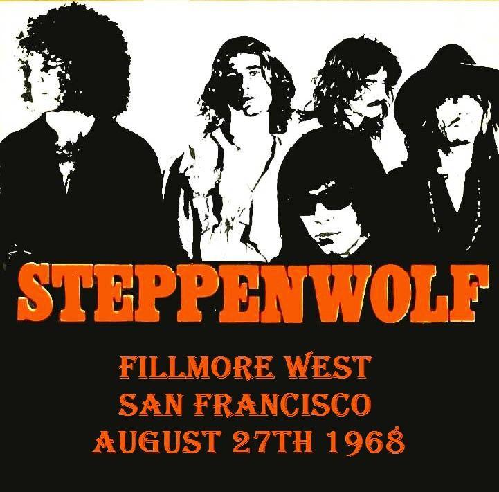 Silverado's RM: Steppenwolf - Fillmore West - San Francisco ...