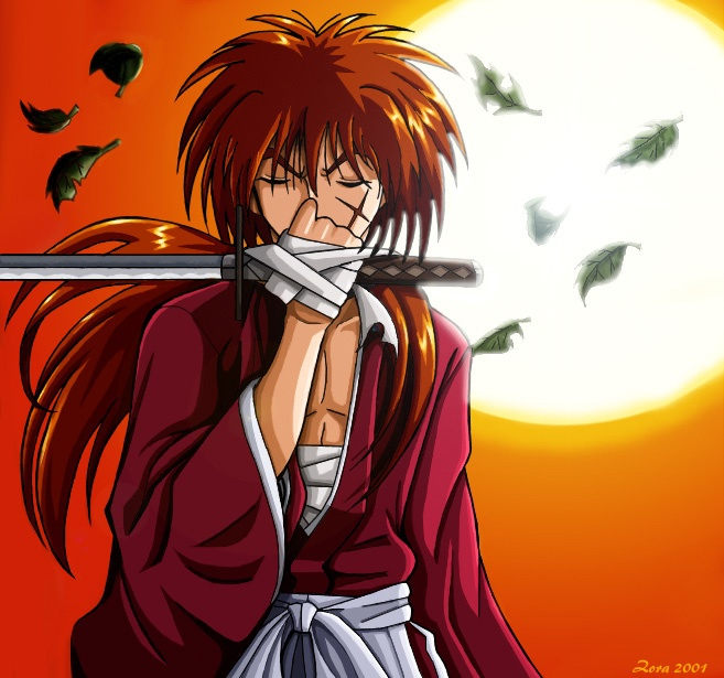 36 Best Images About Rurouni Kenshin On Pinterest