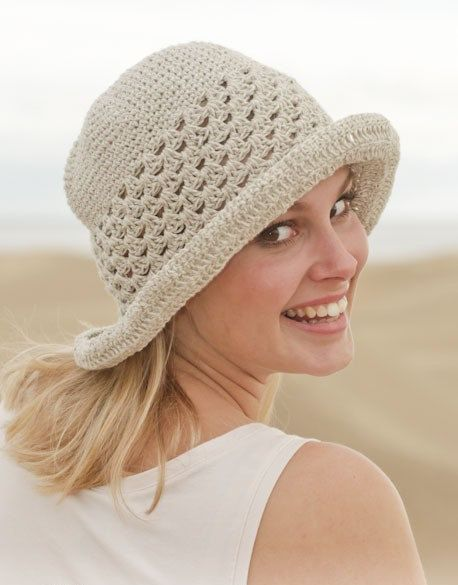 Brim hat Summer hat Sun hat women Spring hat Beach hat Crochet