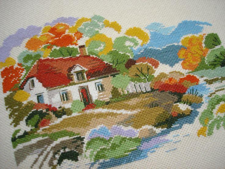 Краски осени от Риолис