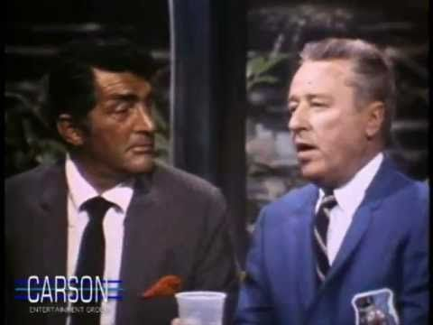 Dean Martin & George Gobel on the Tonight Show with Johnny Carson. One of the funniest segments ever on the Tonight Show.