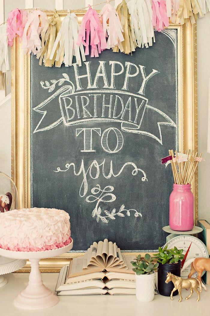La décoration de table anniversaire n'est plus une mission impossible. On a sélectionné les meilleures photos de décoration pour vous donner d'inspiration!!
