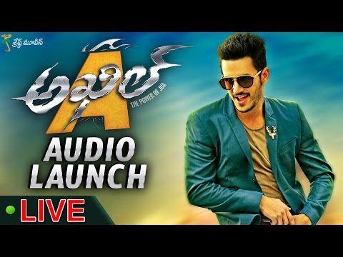 Watch : 'Akhil' audio launch Live!!! - http://www.iluvcinema.in/telugu/watch-akhil-audio-launch-live/
