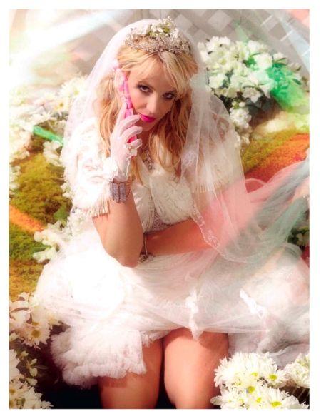 Celebrity Twitpics - Britney Spears and Melanie Brown