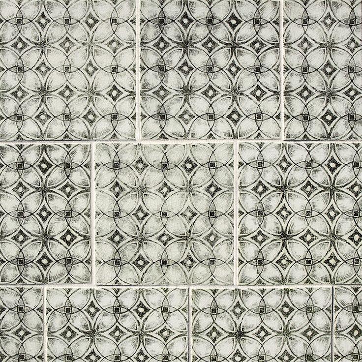 Scraffito - Pratt & Larson Tile #prattandlarson #tile