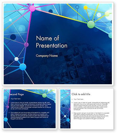 http://www.poweredtemplate.com/11620/0/index.html Business Network Concept PowerPoint Template