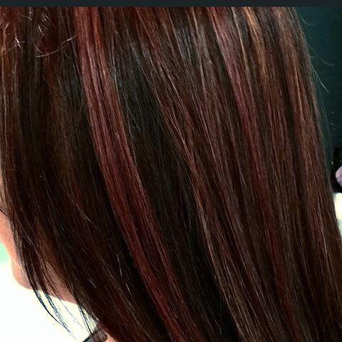 cocoa cinnamon hair color - Google Search