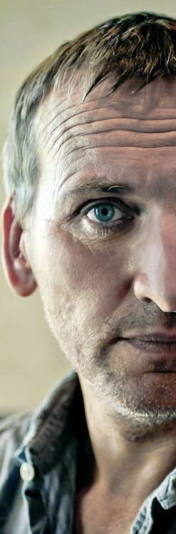 Christopher Eccleston by Michael Clement (Oh, hello Doctor!)