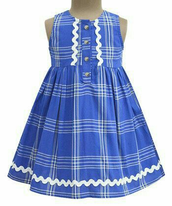 Летнее платьеце