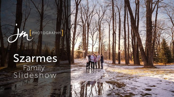 Check out the Szarme's beautiful #Family Session #slideshow. #FamilyPhotos by Calgary Family Photographers JM Photography © 2017 http://www.JMstudios.ca #FamilyPhotography #JMportraits