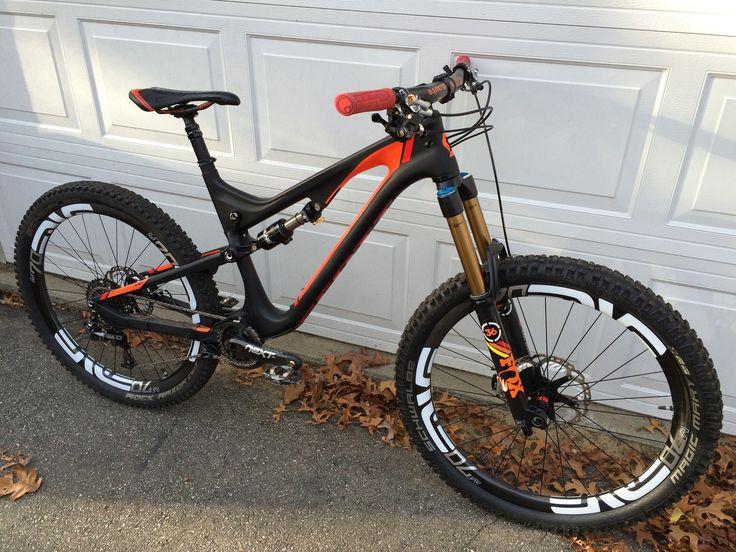 Scott Genius LT 700 Tuned - DownhillVP's Bike Check - Vital MTB