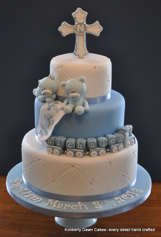 https://flic.kr/p/dZ6ce9 | Baptism Cake