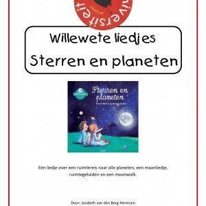 W20150085-willewete-liedjes-sterren-en-planeten Een liedje over een ruimtereis naar alle planeten, een maanliedje, ruimtegeluiden en een moonwalk.