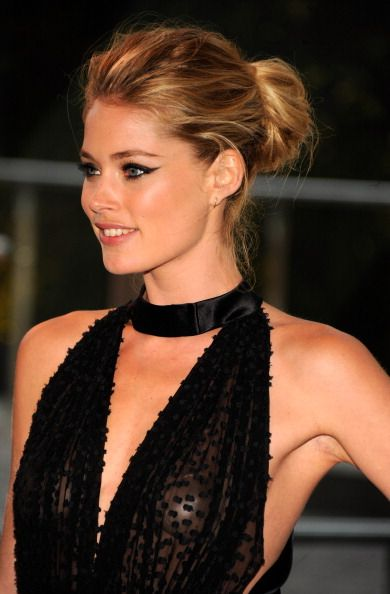 Doutzen Kroes, evening wear