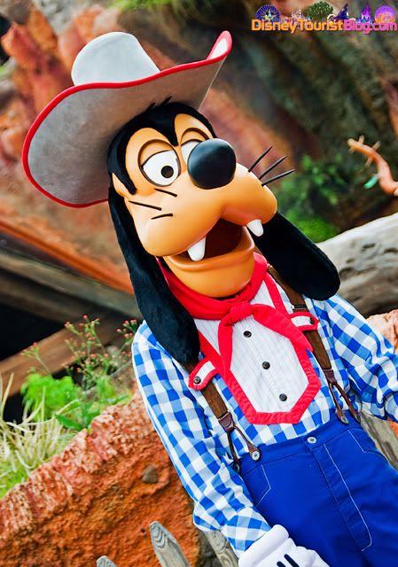 Cowboy Goofy