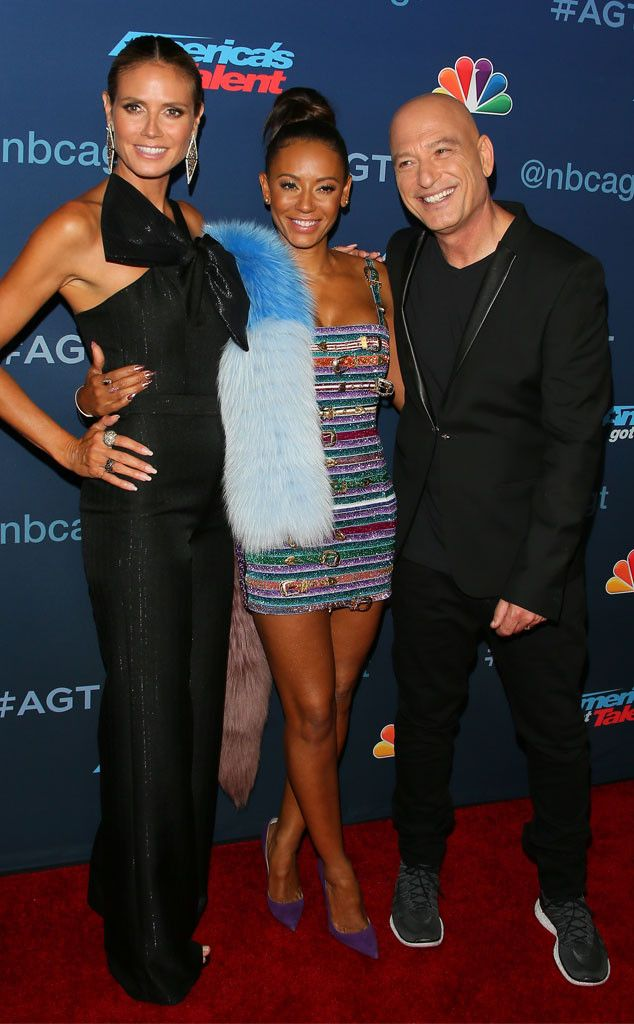 America's Got Talent Season 11 Live Show from Party Pics: Hollywood   Heidi…