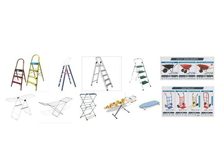 We are leading wholesaler supplier of Aluminium ladder with wide range of Products are available at our Store . Step ladder , Stool Ladder , Self Support Ladder , Pole ladder Suppling  in Multai , Betul , Harda, Chhindwara, Jabalpur ,  Raipur . Rajanadgaon.  For more info visit us at…