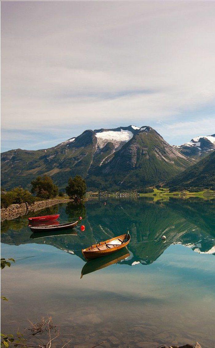 beaux fonds d'écran paysage avec une belle vue hd de la montagne telecharger gratuitement