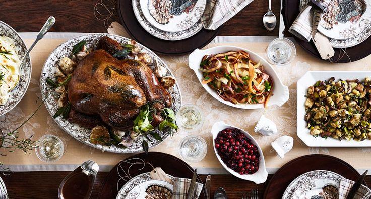 Thanksgiving Potluck Guide