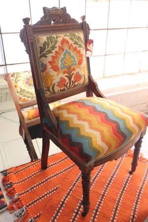 Saw This Chair On Craigslist, Pretty Cool