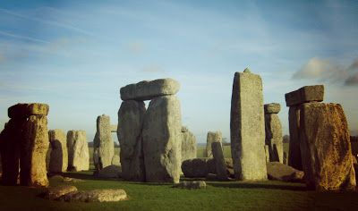 Ideas and Travelling: Stonehenge: the Legendary Stones