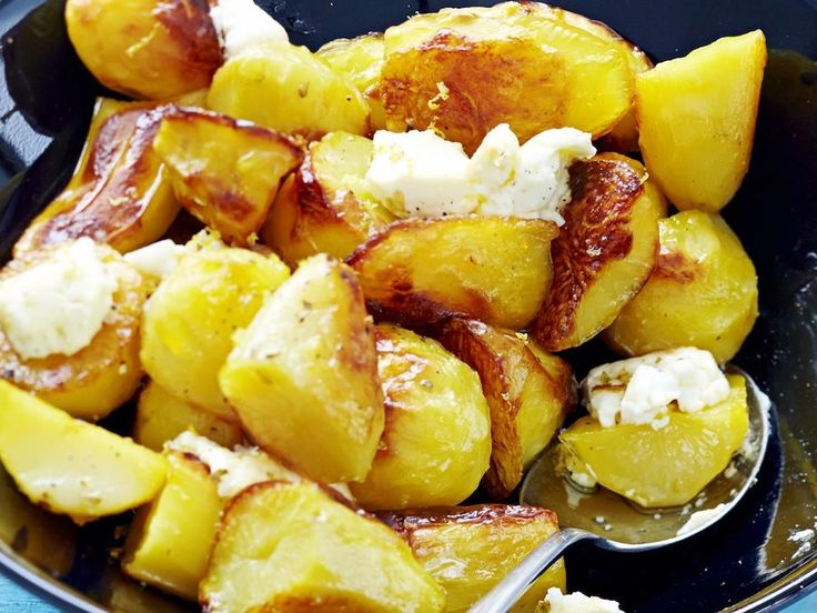 Kreikkalaiset perunat