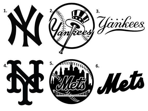 Seek Racing NY Yankees Decal car Truck Window Sticker Sports Baseball NY Fan Gear