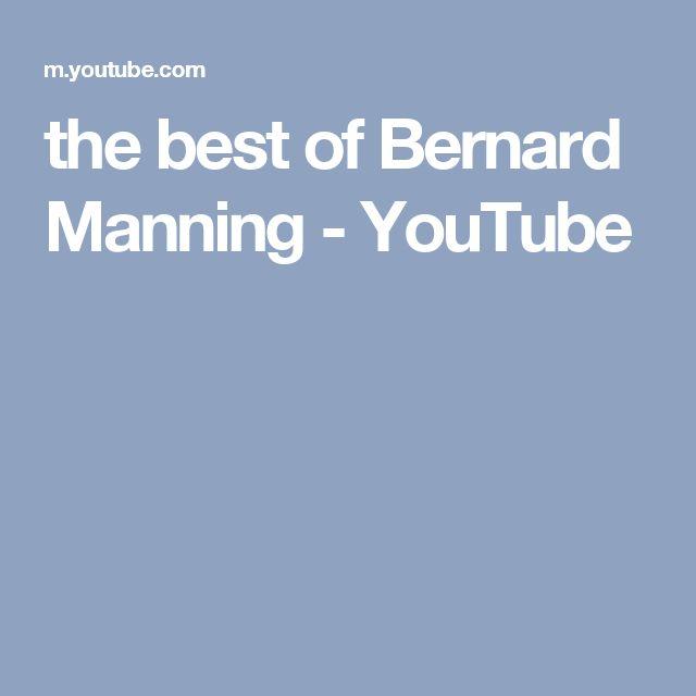 the best of Bernard Manning - YouTube