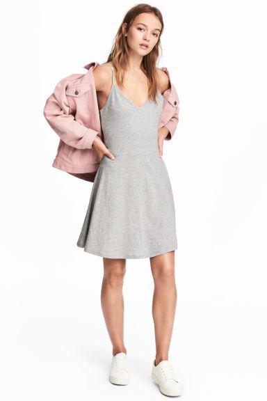Short jersey dress Model