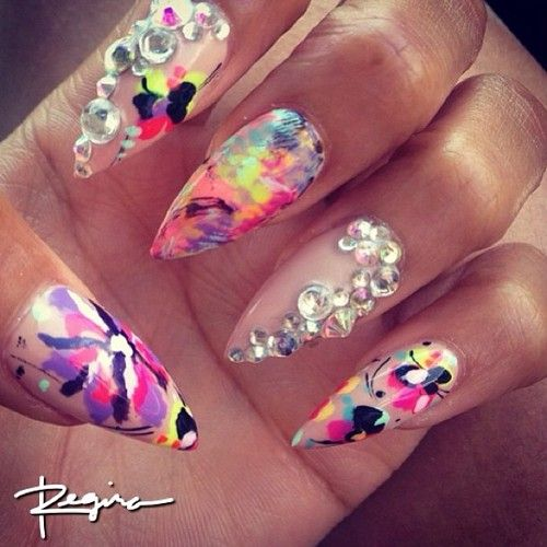 Top 20 Studded Nail Designs You Should Have